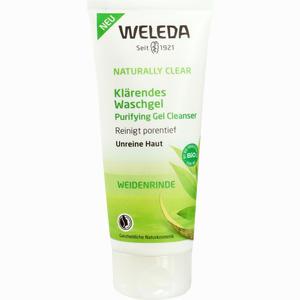Abbildung von Weleda Naturally Clear Klärendes Waschgel Gel 100 ml