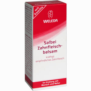 Abbildung von Weleda Salbei- Zahnfleischbalsam 30 ml