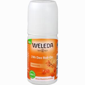 Abbildung von Weleda Sanddorn 24h Deo Roll- On 50 ml