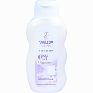 Abbildung von Weleda Weiße Malve Pflegelotion  200 ml