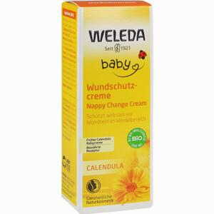 Abbildung von Weleda Wundschutzcreme  30 ml