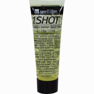 Abbildung von Wellion 1 Shot Energie- Booster Tube 15 g