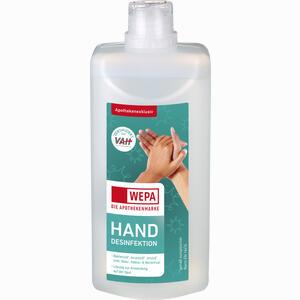 Abbildung von Wepa Handdesinfektion 500 Ml Lösung 500 ml