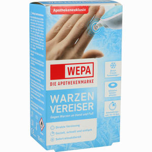 Abbildung von Wepa Warzenvereiser 1 Stück