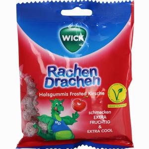 Abbildung von Wick Rachendrachen Kirsche Bonbon Dallmann & co. 75 g