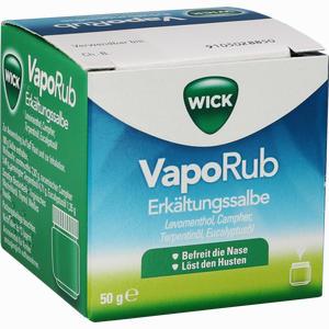 Abbildung von Wick Vaporub Erkältungssalbe  50 g