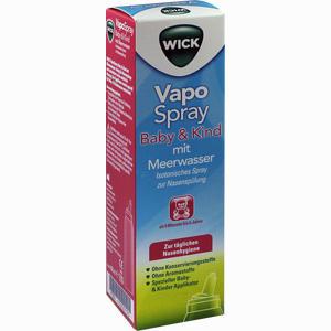 Abbildung von Wick Vapospray zur Nasenspülung für Kinder  100 ml