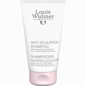 Abbildung von Widmer Anti- Schuppen Shampoo Leicht parfümiert  150 ml