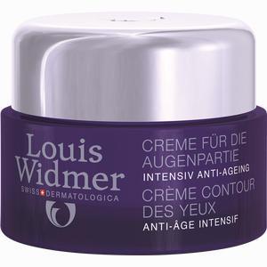 Abbildung von Widmer Creme für Augenpartien Leicht Parfümiert 30 ml