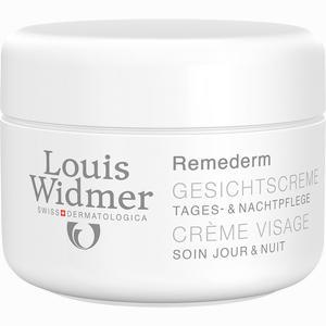 Abbildung von Widmer Remederm Gesichtscreme Leicht parfümiert  50 ml