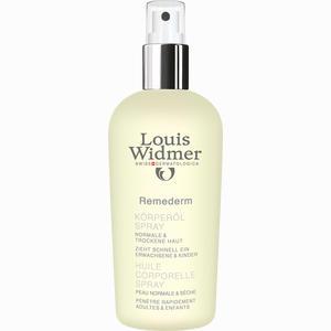 Abbildung von Widmer Remederm Körperöl Spray  150 ml