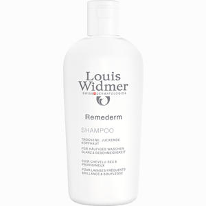 Abbildung von Widmer Remederm Shampoo Leicht parfümiert  150 ml