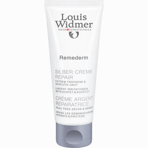 Abbildung von Widmer Remederm Silber Creme Repair unparfümiert  75 ml