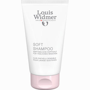 Abbildung von Widmer Soft Shampoo mit Panthenol Unparfümiert 150 ml