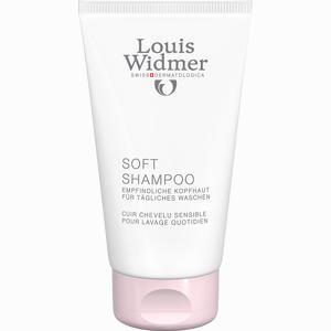 Abbildung von Widmer Soft Shampoo+panthenol Leicht Parfumiert  150 ml