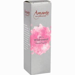 Abbildung von Wildrosenöl 100 % Rein - Hautpflegeöl Amante Öl 100 ml