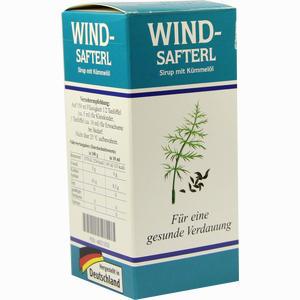 Abbildung von Windsafterl Sirup mit Kümmelöl  100 ml