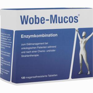 Abbildung von Wobe- Mucos Tabletten 120 Stück