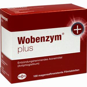 Abbildung von Wobenzym Plus Tabletten 100 Stück