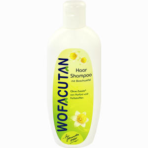 Abbildung von Wofacutan Haarshampoo 220 ml