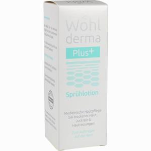 Abbildung von Wohlderma Plus+ Sprühlotion  75 ml