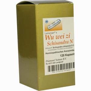 Abbildung von Wu Wei Zi Schisandra Kapseln 120 Stück