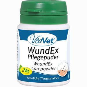 Abbildung von Wundex Pflegepuder Vet  15 g