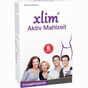 Abbildung von Xlim Aktiv Mahlzeit Champignon Pulver 6 Stück