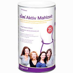 Abbildung von Xlim Aktiv Mahlzeit Vanille Pulver  500 g