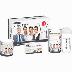 Abbildung von Xlim Aktiv Starterpaket for Men Vanille Kombipackung 1 Packung