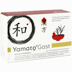 Abbildung von Yamato Gast Filmtabletten 63 Stück
