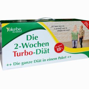 Abbildung von Yokebe 2 Wochen- Diät- Paket Pulver 1750 g