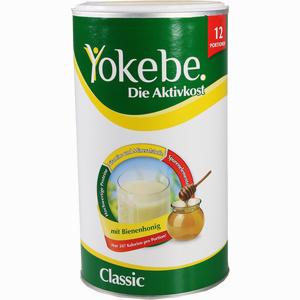 Abbildung von Yokebe Classic Pulver Neue Formel  480 g