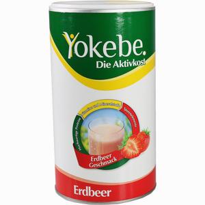 Abbildung von Yokebe Erdbeer Pulver 500 g