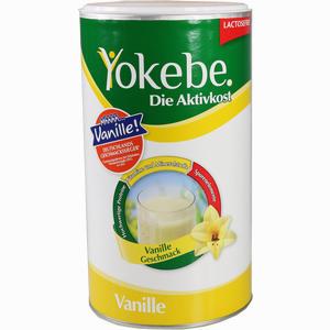Abbildung von Yokebe Lactosefrei Vanille Pulver 500 g