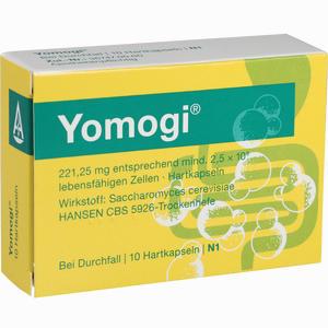 Abbildung von Yomogi Kapseln 10 Stück