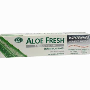 Abbildung von Zahnpasta Aloe- Vera Whitening  100 ml