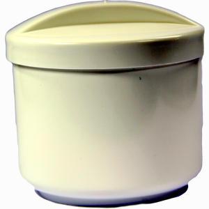 Abbildung von Zahnprothesendose Aus Kunststoff mit Herausnehmbarem Sieb 1 Stück
