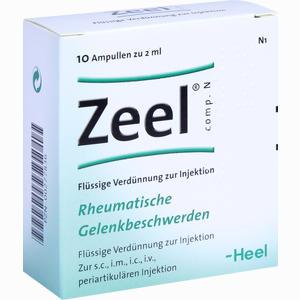Abbildung von Zeel Comp. N Ampullen 10 Stück