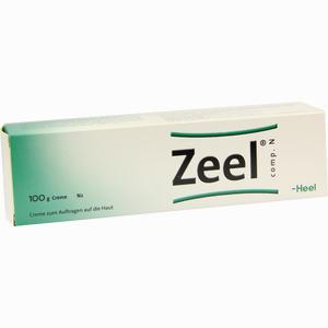 Abbildung von Zeel Comp. N Creme 100 g