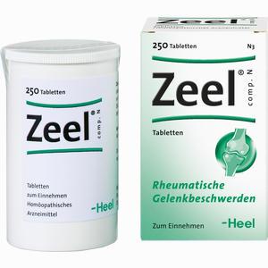 Abbildung von Zeel Comp N Tabletten 250 Stück