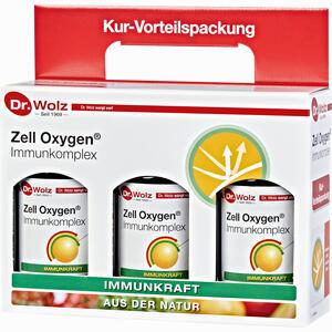 Abbildung von Zell Oxygen Immunkomplex Kur Fluid 3 x 250 ml
