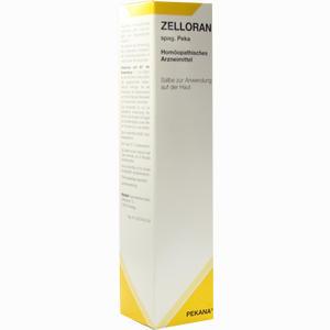 Abbildung von Zelloran Spag. Peka Salbe 100 g