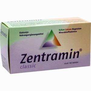 Abbildung von Zentramin Bastian Classic Tabletten 100 Stück
