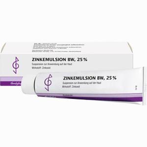 Abbildung von Zinkemulsion Bw  100 ml