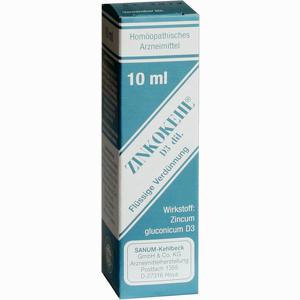 Abbildung von Zinkokehl D3 Tropfen 10 ml