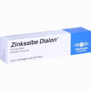 Abbildung von Zinksalbe Dialon 25 g