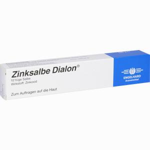 Abbildung von Zinksalbe Dialon 50 g