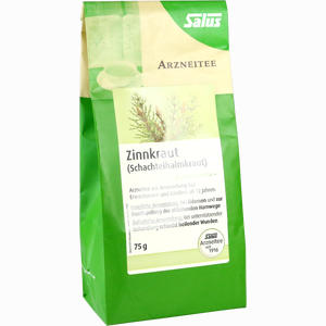 Abbildung von Zinnkraut Tee Schachtelhalmkraut Salus Tee 75 g