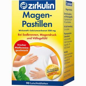 Abbildung von Zirkulin Magen- Pastillen  90 Stück